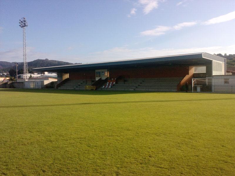 Estadio de Ponte dos Brozos (Arteixo)